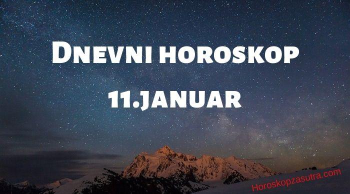 Dnevni horoskop za 11.januar 2020