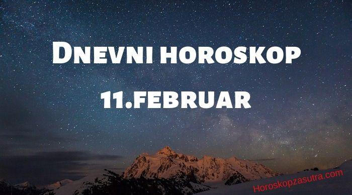 Dnevni horoskop za 11.februar 2020
