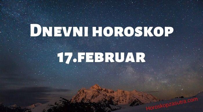 Dnevni horoskop za 17.februar 2020
