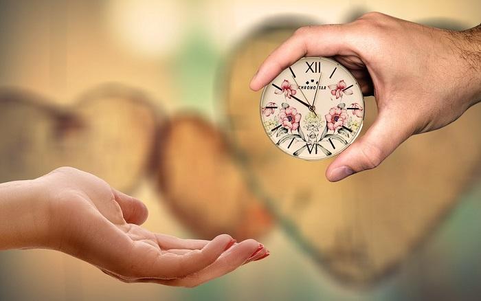 Ljubavni sat – značenje sati i minuta